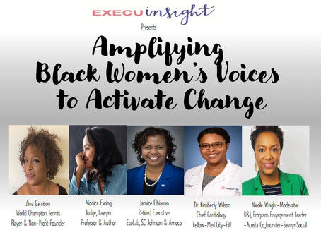 Amplifying Black Women's Voices
