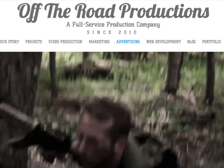 A New Website For A New Off The Road Productions