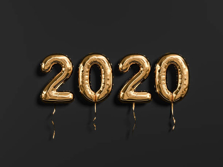 What's Your Word for 2020?