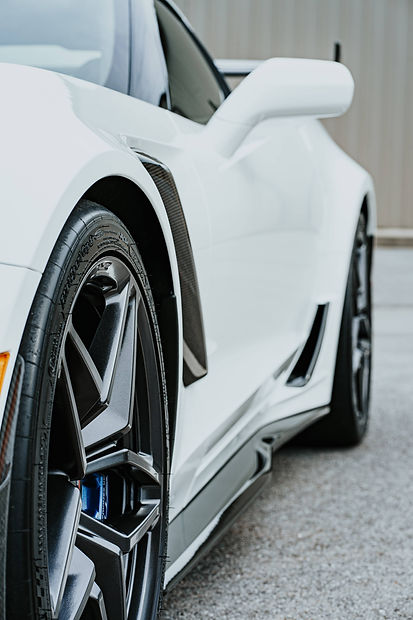 Durable Wheel Protection