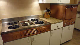 Copper Appliances Restored with ProtectaClear