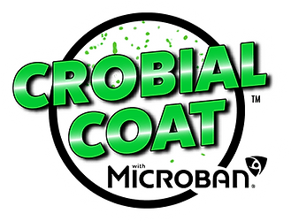 CrobialCoat with Microban