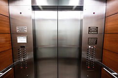 High touch surfaces like Elevator Doors & buttons can be protected with CrobialCoat Antimicrobial