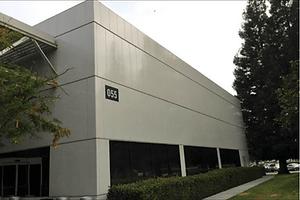 Restored IBM Building Exterior