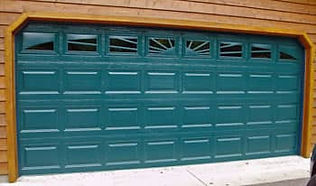 Restore Garage Door Paint