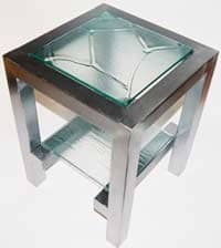 Protect Stainless Steel Furniture from rust and smudges with ProtectaClear