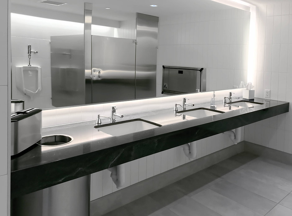 Keep Bathrooms Cleaner with CrobialCoat