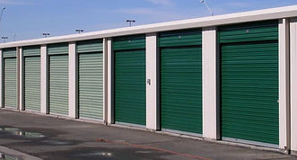Restore and Protect Storage Doors