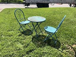 Restore Metal Furniture