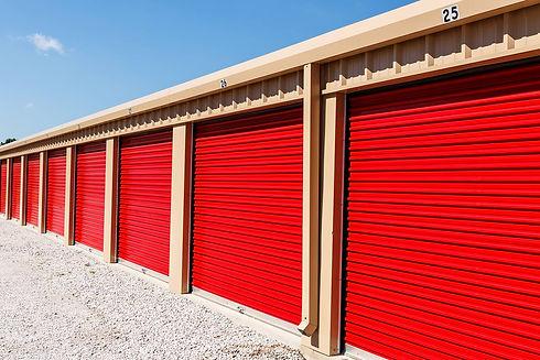 Restore Storage Doors