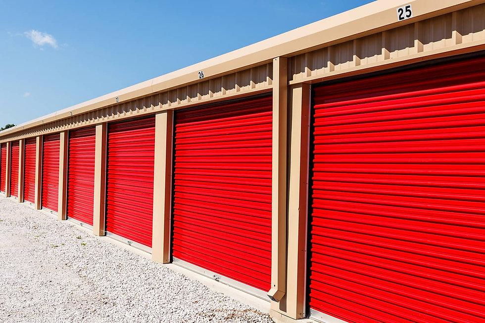Protect Your Storage Doors