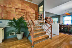 Copper Railings Restored with ProtectaClear