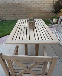 Restore Outdoor Furniture