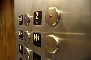 Elevator Buttons -CrobialCoat Antimicrobial Coating will not wash off and protects high touch surfaces 24/7