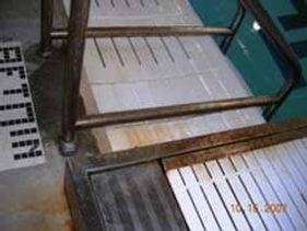 Restore and Protect Pool Railings