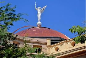 Restored Arizona State Dome