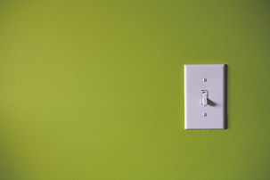 Light switches can be kept 99% cleaner with CrobialCoat Antimicrobial