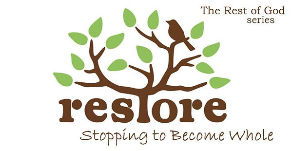 Restore, Stopping to Become Whole (Banne