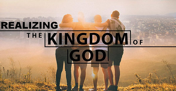 Realizing the Kingdom of God (Series Ban