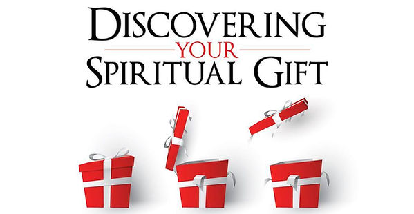 Discovering Your Spiritual Gifts (Series