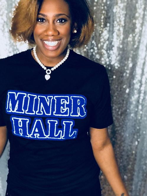 MINER HALL T- Shirt