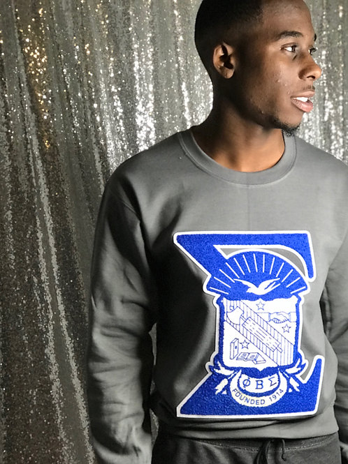 Sigma & Shield Sweatshirt
