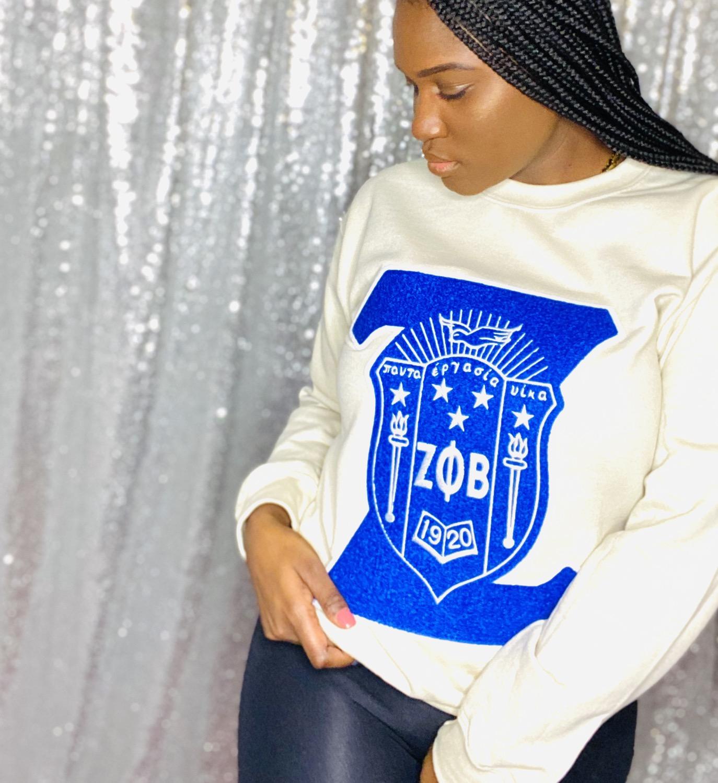 Zeta & Shield Sweatshirt