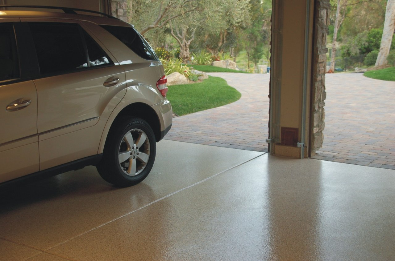 Garage Epoxy, Escondio