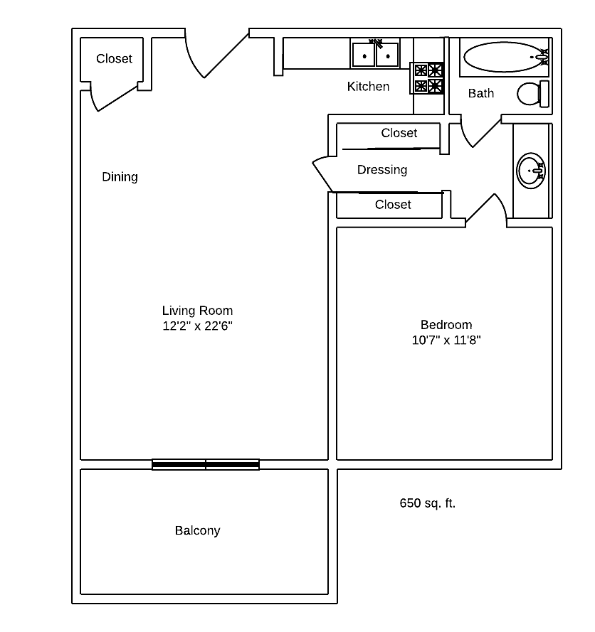 Walnut Glen Apartments