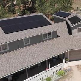 Don's Solar Install