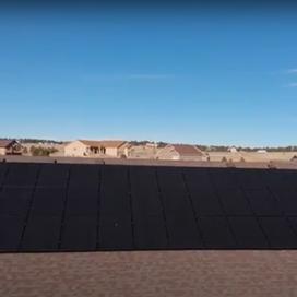 Mark's Solar Install