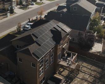 Misty's Solar Install