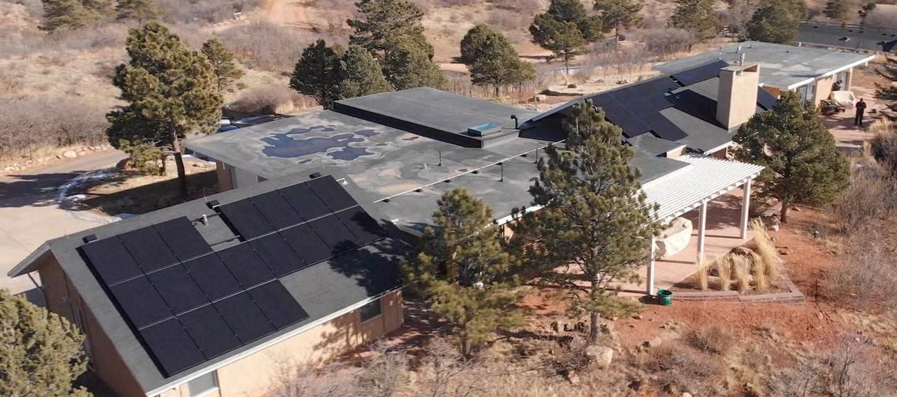 Grant's Solar Install