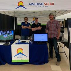 Aim High Solar Team