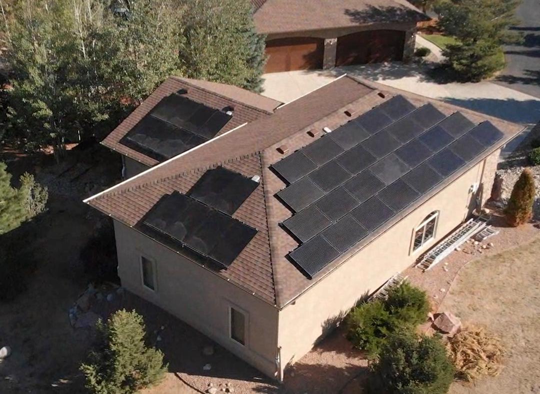 Steve's Solar Install