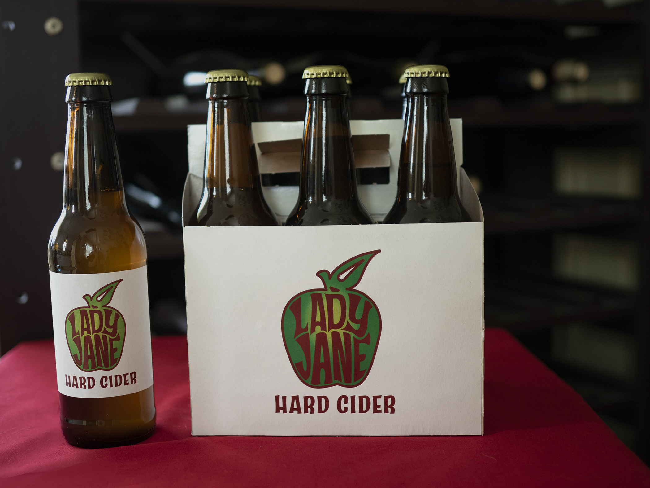 Lady Jane Hard Cider