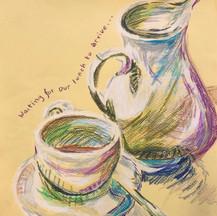 Teacups and jugs