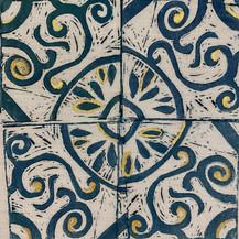 Lino print pattern.MP4