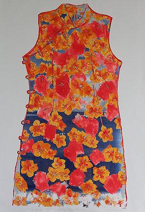 Fleur Cheongsam Dress