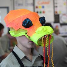 Dragons, Grade 8