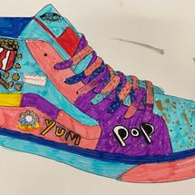 Van Shoe design
