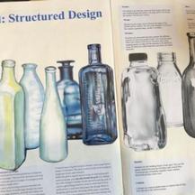 Bottles - layout