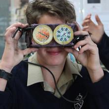 Afropunk Spectacles, Grade 8