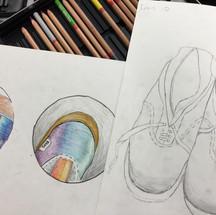 Van Shoe project