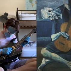 Famous painting challenge