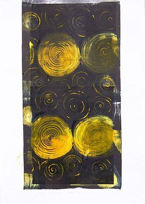 Bouyei Spiral, Ghost Print