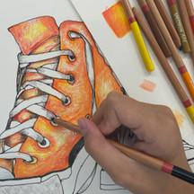 Converse Shoe Year 7