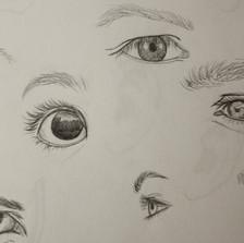 Portrait and facial features challenge