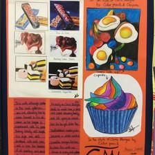 Sweets & Treats Year 8