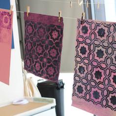 Emirates Literature Festival - lino designs